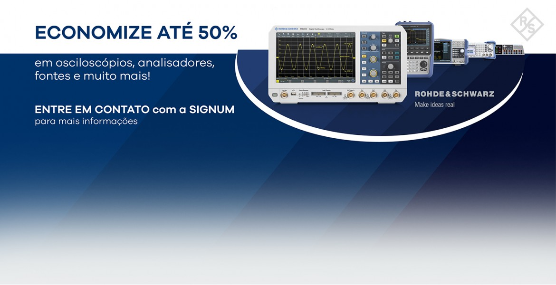 Promoção 50% R&S