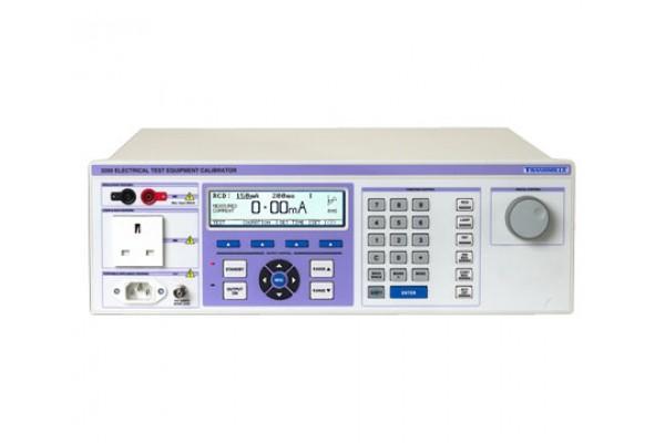 Calibrador de Testadores Elétricos Modelo 3200