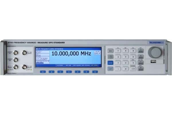Fonte Padrão de Frequência e GPS Transmille Série 8700