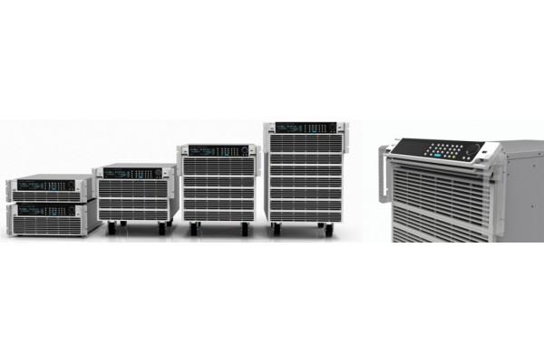 Carga Eletrônica CC de Alta Potência Chroma Série 63200A