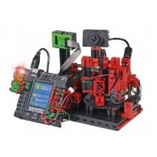 Kit Robótica FischerTechnik 544937 - Módulo de Coleta de Dados para IoT 6 Modelos 220 Peças
