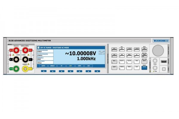 Multimetro Digitalizador Avançado Transmille 8158