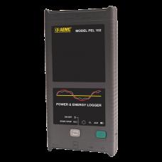 Analisador de Potência Trifásica e Data Logger AEMC PEL 102
