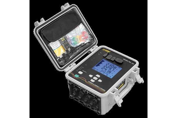 Analisador de Potência Trifásica e Data Logger AEMC PEL 105