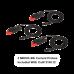 Analisador de Potência Trifásica e Data Logger AEMC PowerPad III 8333