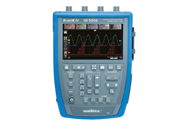Osciloscópio Portátil AEMC OX 9304
