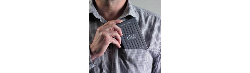 Osciloscópios USB