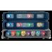 Osciloscópio Automotivo USB Pico PicoScope 4225 / 4425, com uma versão 8 canais (4823)