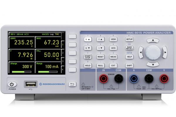 Analisador de Potência Rohde & Schwarz HMC8015