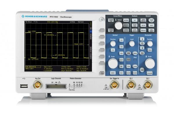 Osciloscópio Digital Rohde & Schwarz Série RTC1000