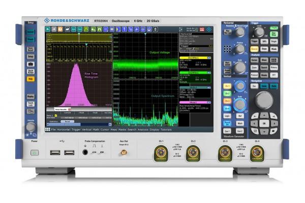 Osciloscópio Digital Rohde & Schwarz Série RTO2000