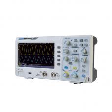 Osciloscópio Digital Signumtechs SDS1022 20MHz 2 Canais