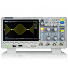 Osciloscópio Digital Siglent SDS1104X-E 100 MHz 4 Canais