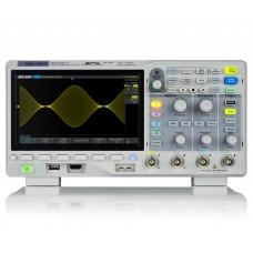 Osciloscópio Digital Siglent SDS1204X-E 200 MHz 4 canais