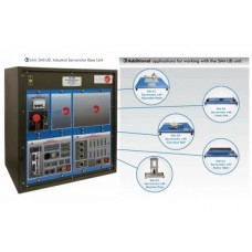 Bancada Didática de Aplicação Industrial Servomotora Edibon AE SMI