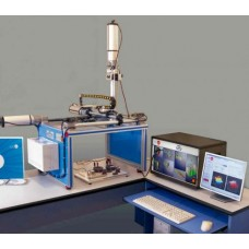 Bancada Didática de Física em 3D Controlado por Computador Edibon EFAC