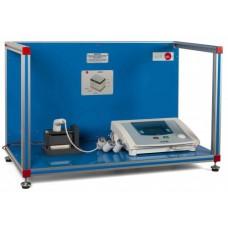 Bancada Didática de ensino de efeitos térmicos de ultra-som biomédico controlado por computador Edibon BIUTEC