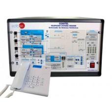 Sistema para treinamento de telefone Edibon CODITEL