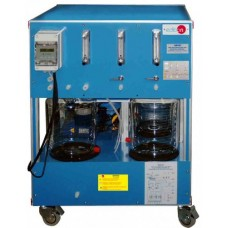 Sistema de Treinamento de Reatores Químicos Controlado por Computador Edibon QRQC