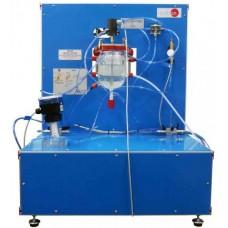 Unidade de Cristalização Controlada por Computador Edibon QUCC