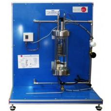 Unidade de transferência de calor por ebulição controlada por computador Edibon TCEC